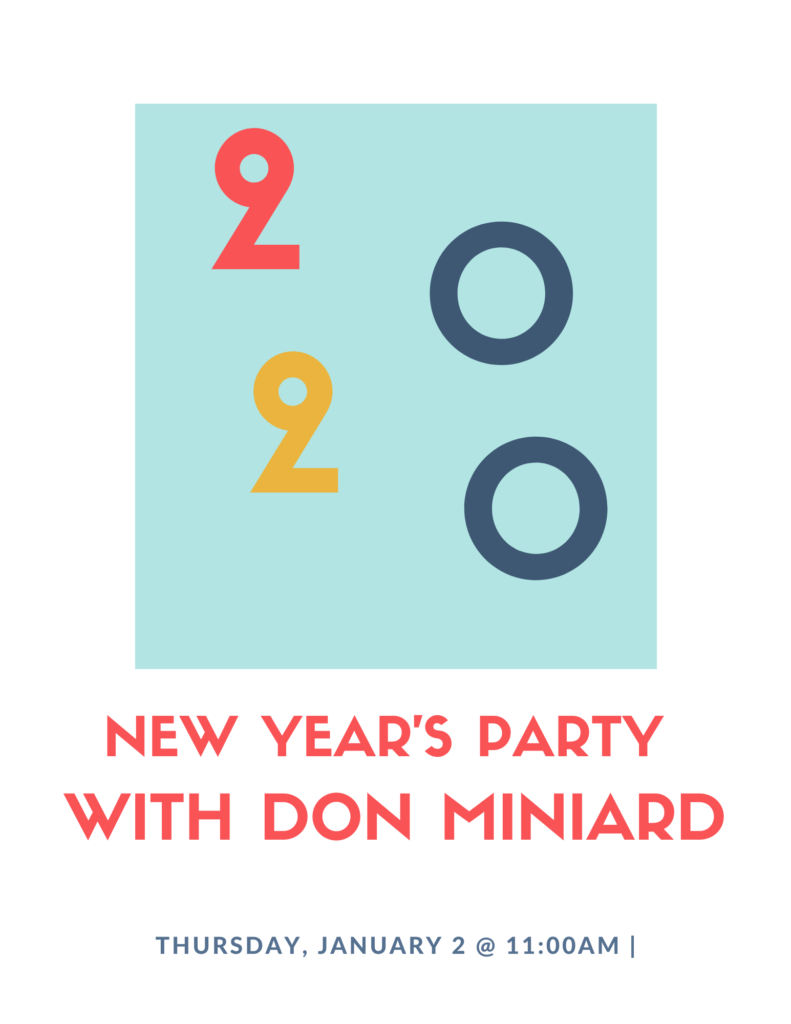 New Year's Party with Don Flyer