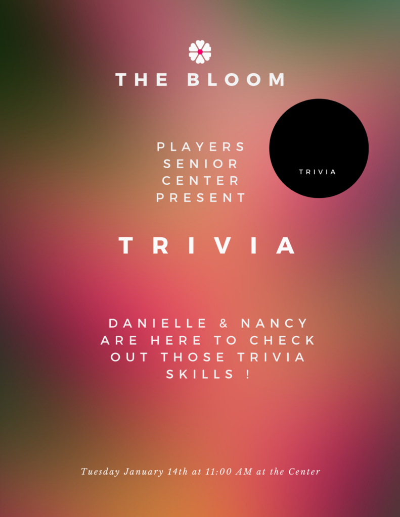 Trivia Day Flyer