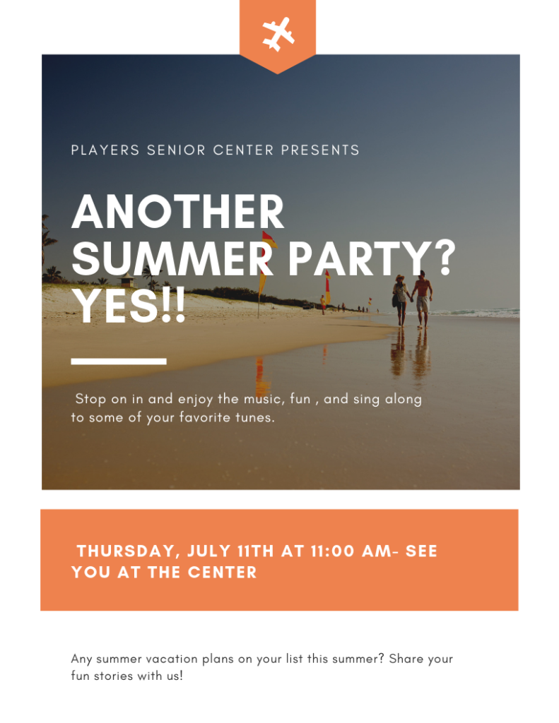 July Summer Party