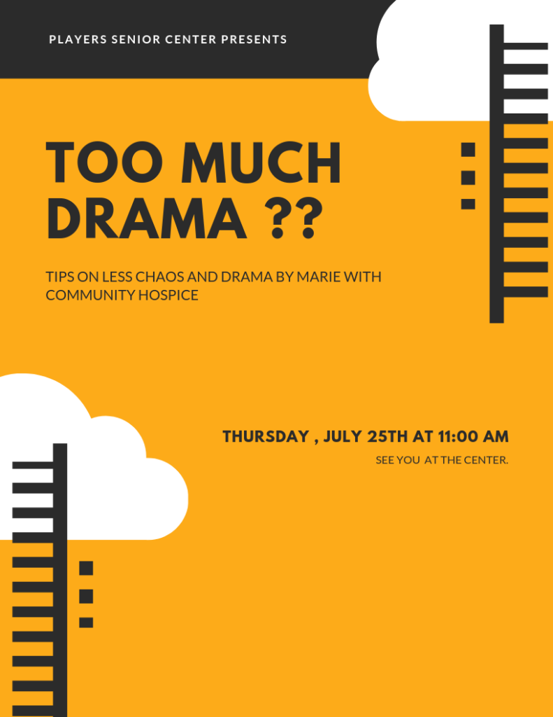 Too Much Drama - Management Tips