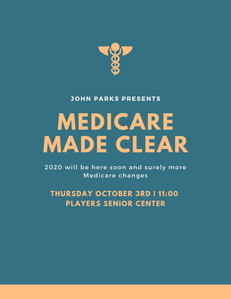 Medicare Made Clear Flyer