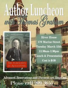Author Luncheon.Thomas Graham 3.15.16(1)