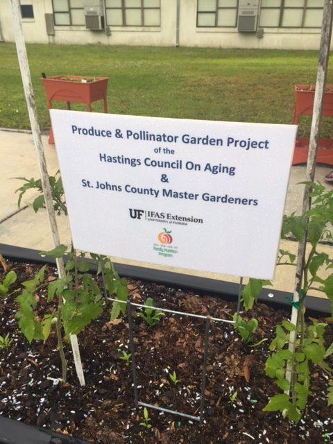 Produce & Pollinator Garden Project